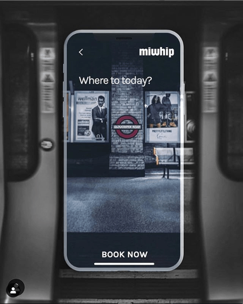 miwhip Rider - Where to today?