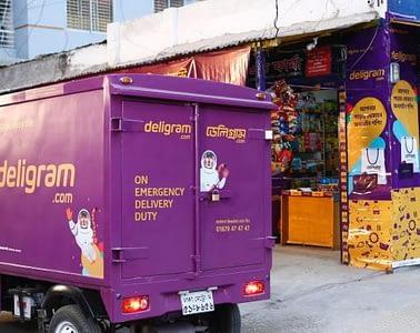 Deligram - The Amazon of Bangladesh