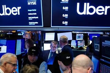 Uber NYSE
