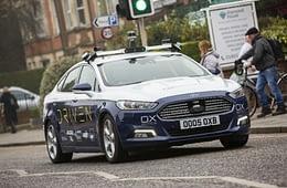 Oxbotica Autonomous Vehicles