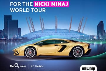miwhip: Nicki Minaj @ The o2 London, 11 March 2019.