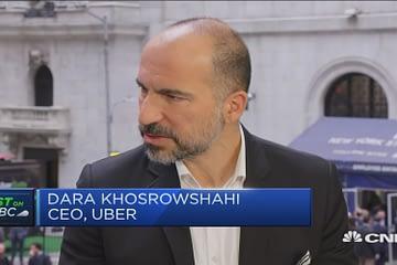 Dara Khosrowshah - Uber CEO