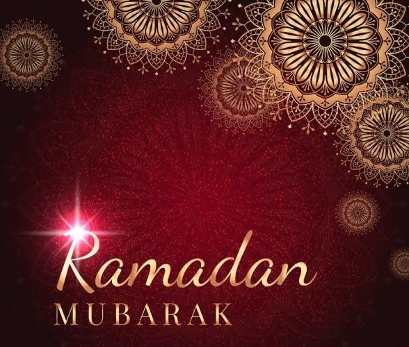 Ramadan Mubarak 2019